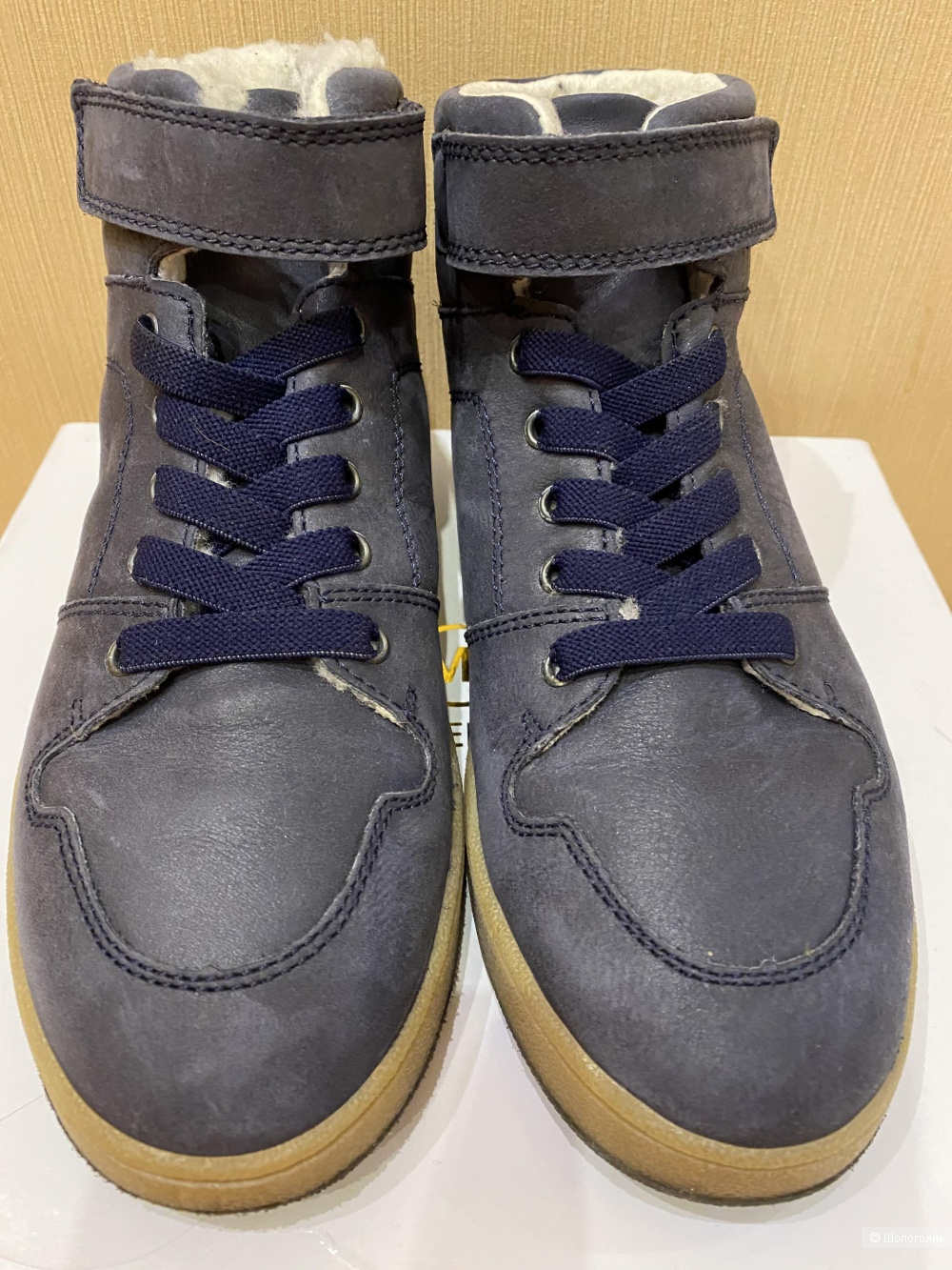 Ботинки RICHTER зимние 36/37 размер
