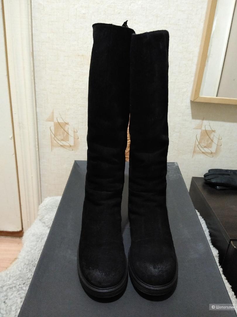 Зимние сапоги VIC MATIE. Размер: 35 (23 см по стельке).