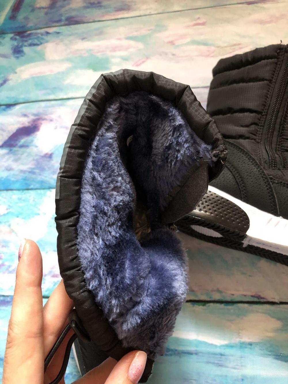 Детские сапожки-Дутики Adidas р.30-34