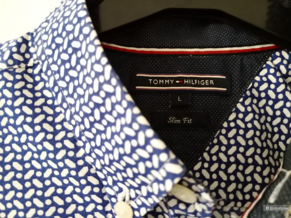 Рубашка Tommy Hilfiger,  размер  L