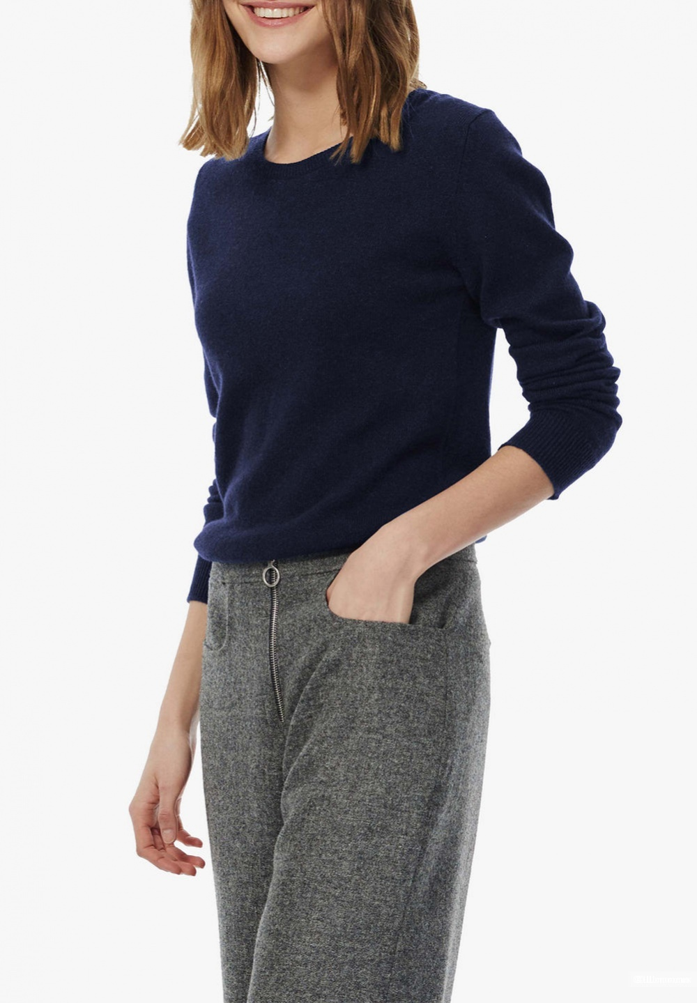 Шерстяной пуловер replay, размер l