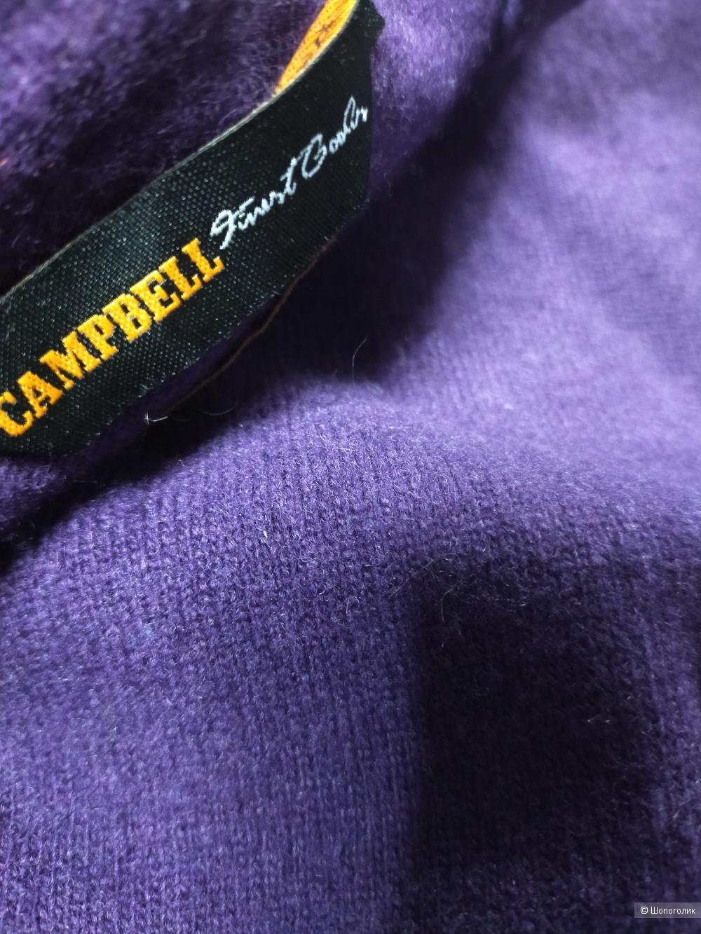 Шерстяной пуловер Campbell размер 46/48/50