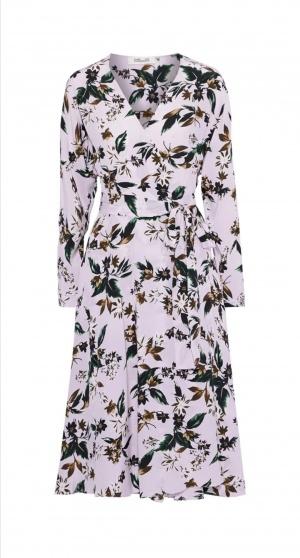 Платье Diane von Furstenberg размер М