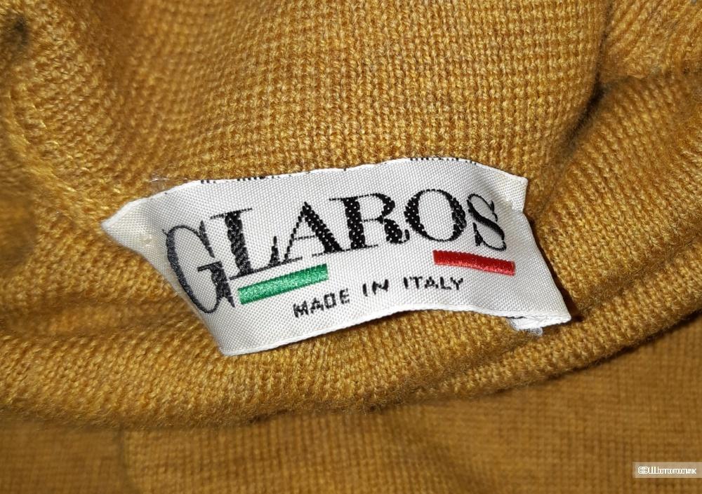 Шерстяная водолазка итал.бренда GLAROS,46-48 рр.