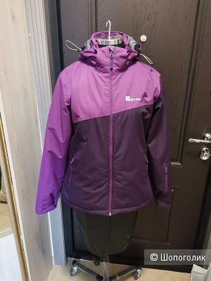 Куртка зимняя для занятий спортом, Outfar, 2XL (48-50)