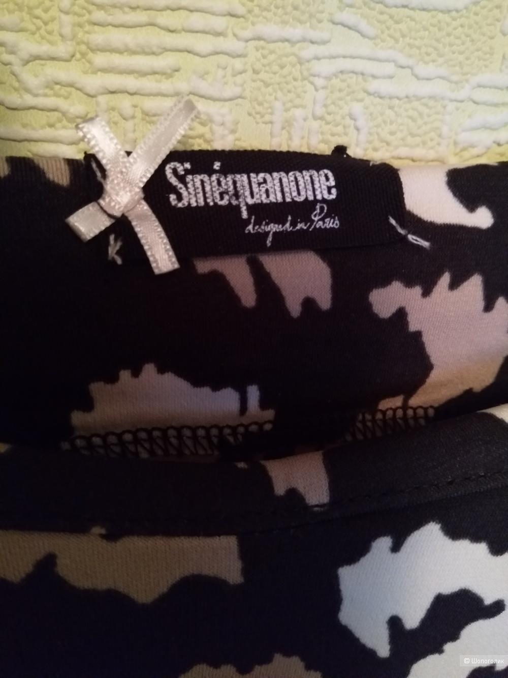 Платье Sinequanone, размер S/M