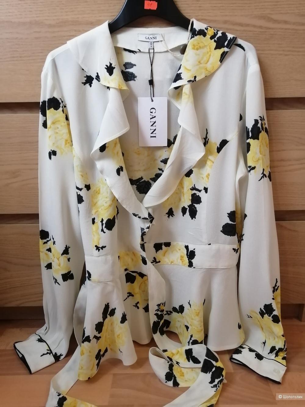 Блуза  Ganni, 36 fr