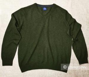 Шерстяной пуловер John Cabot размер L/XL/XXL