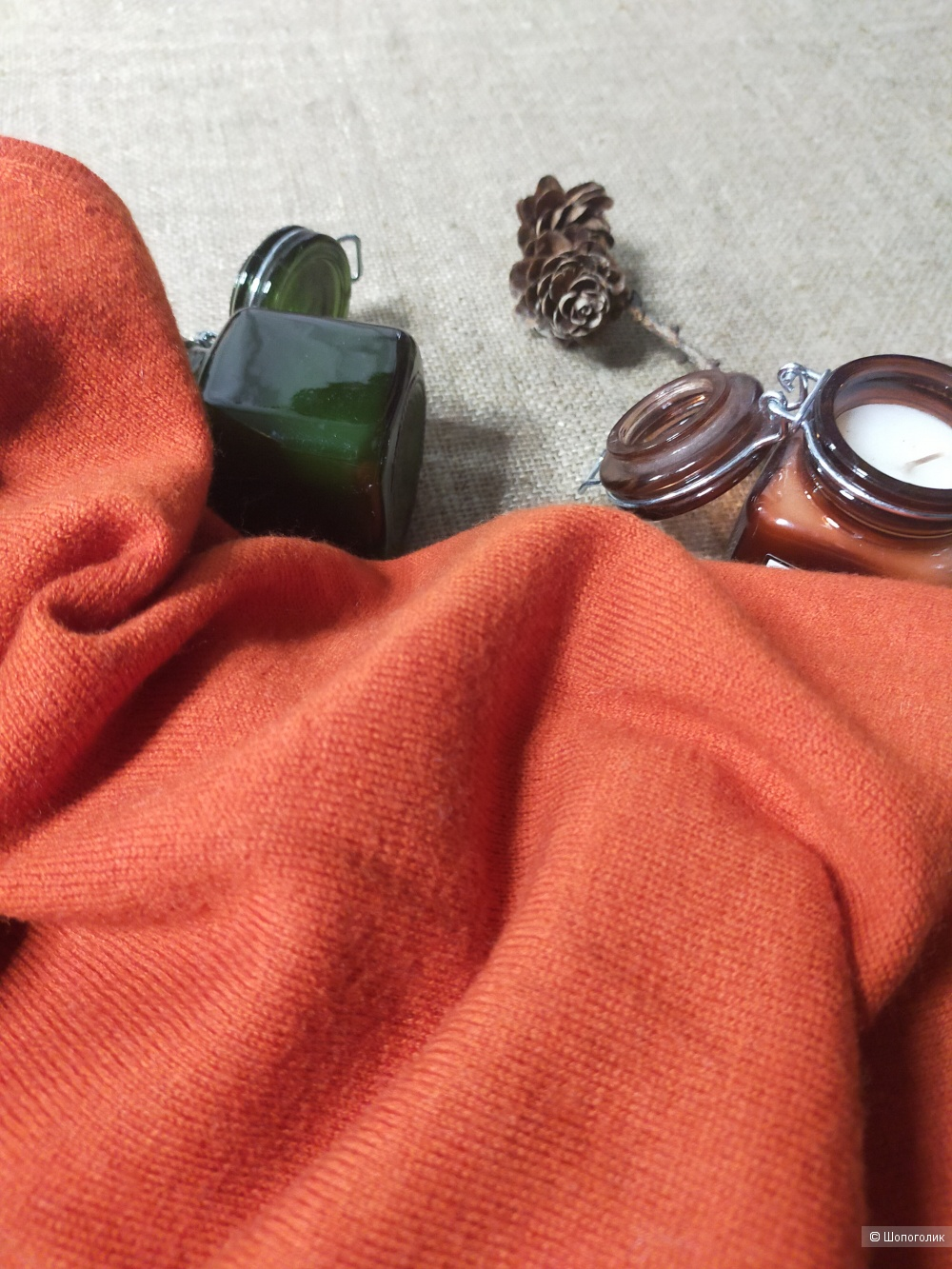 Шерстяной пуловер Essential размер M/L/XL