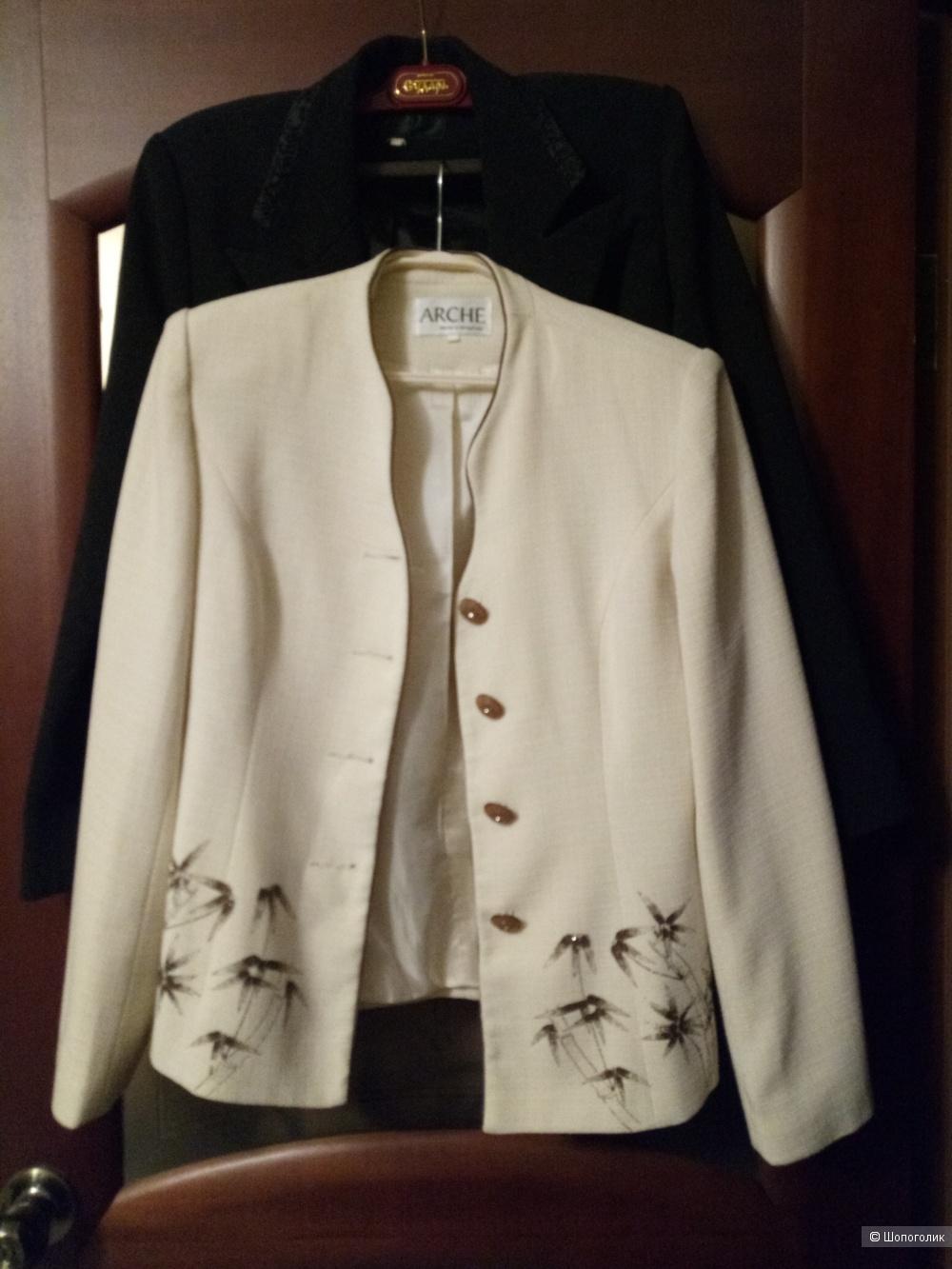 Два пиджака одним лотом, размер 48 рос.