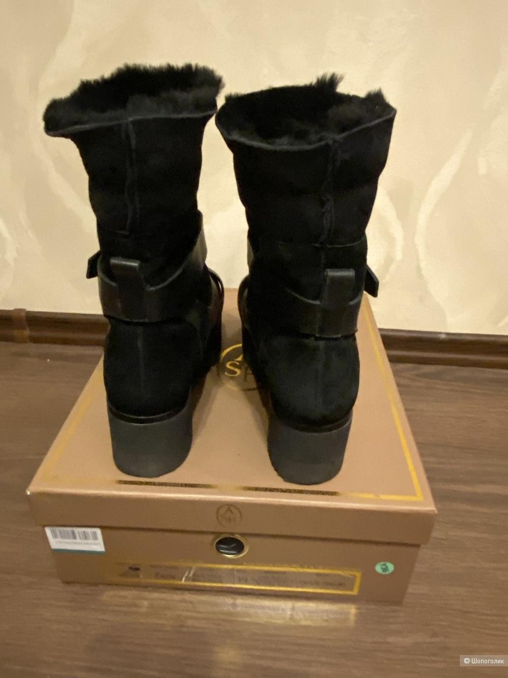 Ботинки женские Ash, размер 39.