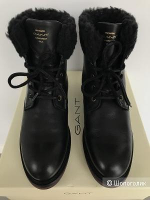 Ботинки зимние женские GANT (38RU-39EU)