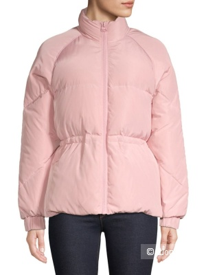 Куртка пуховик Ganni новый 44-46