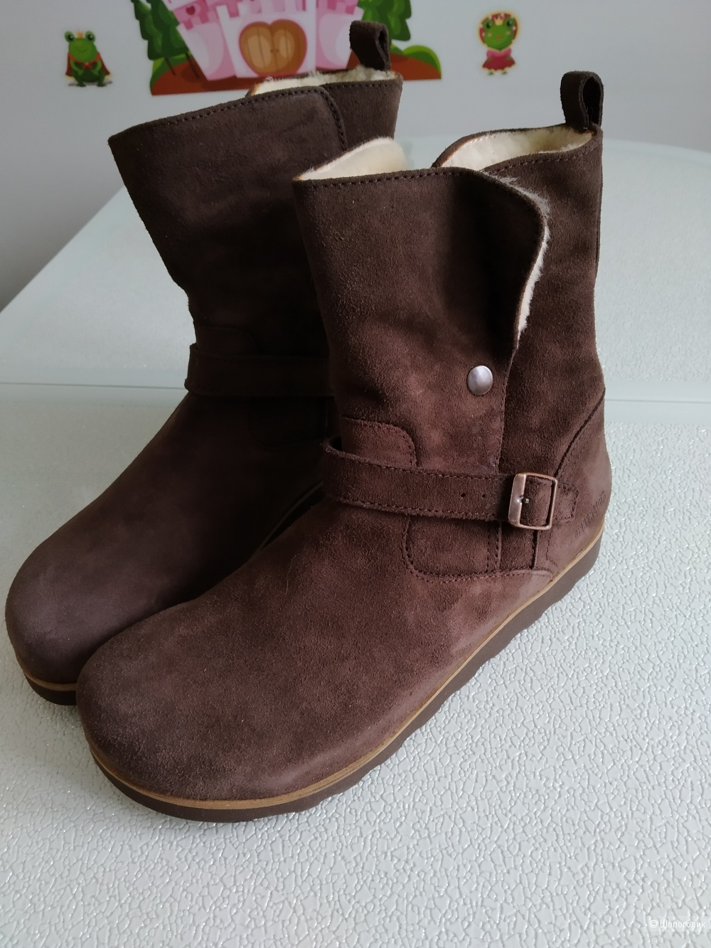 Ботинки Birkenstock размер 40