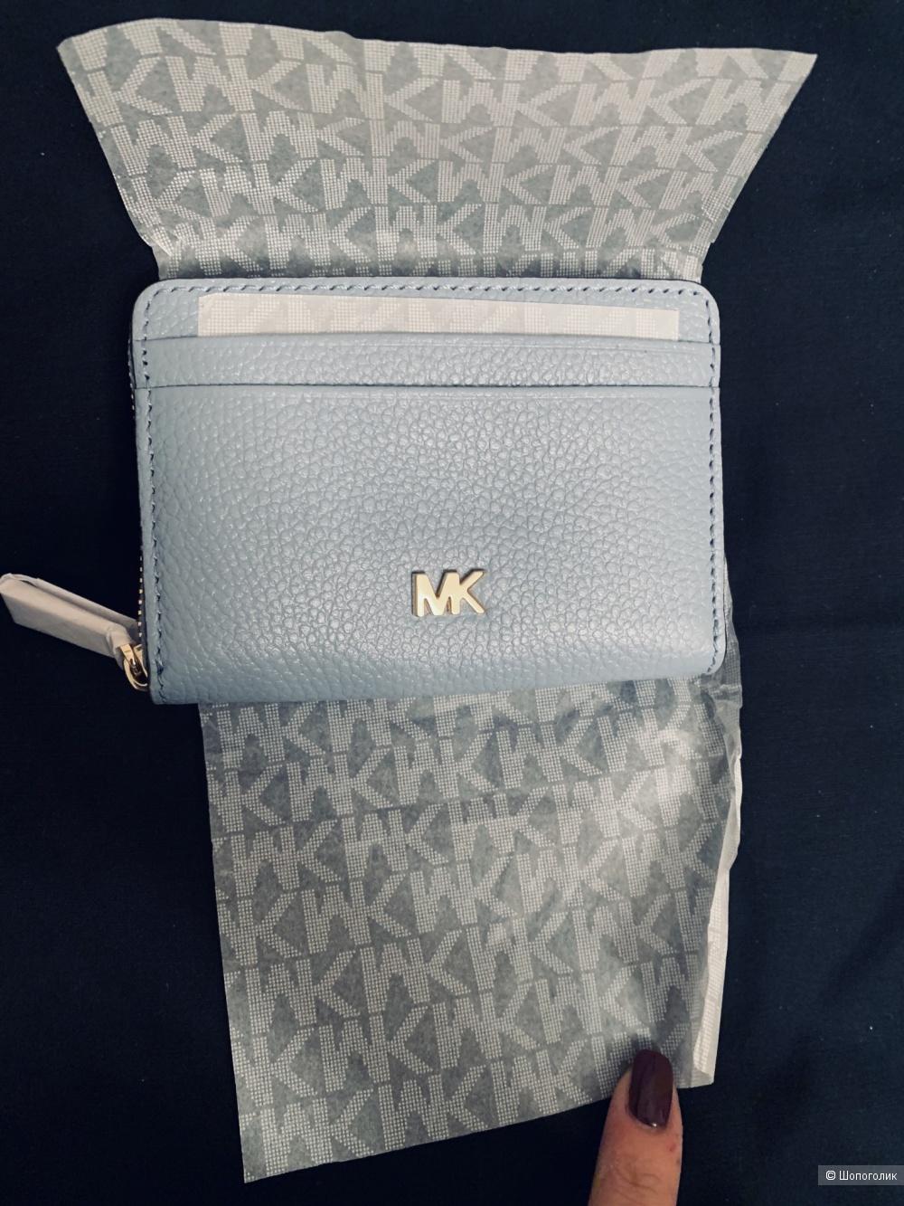 Кошелек - портмоне на молнии Michael Kors