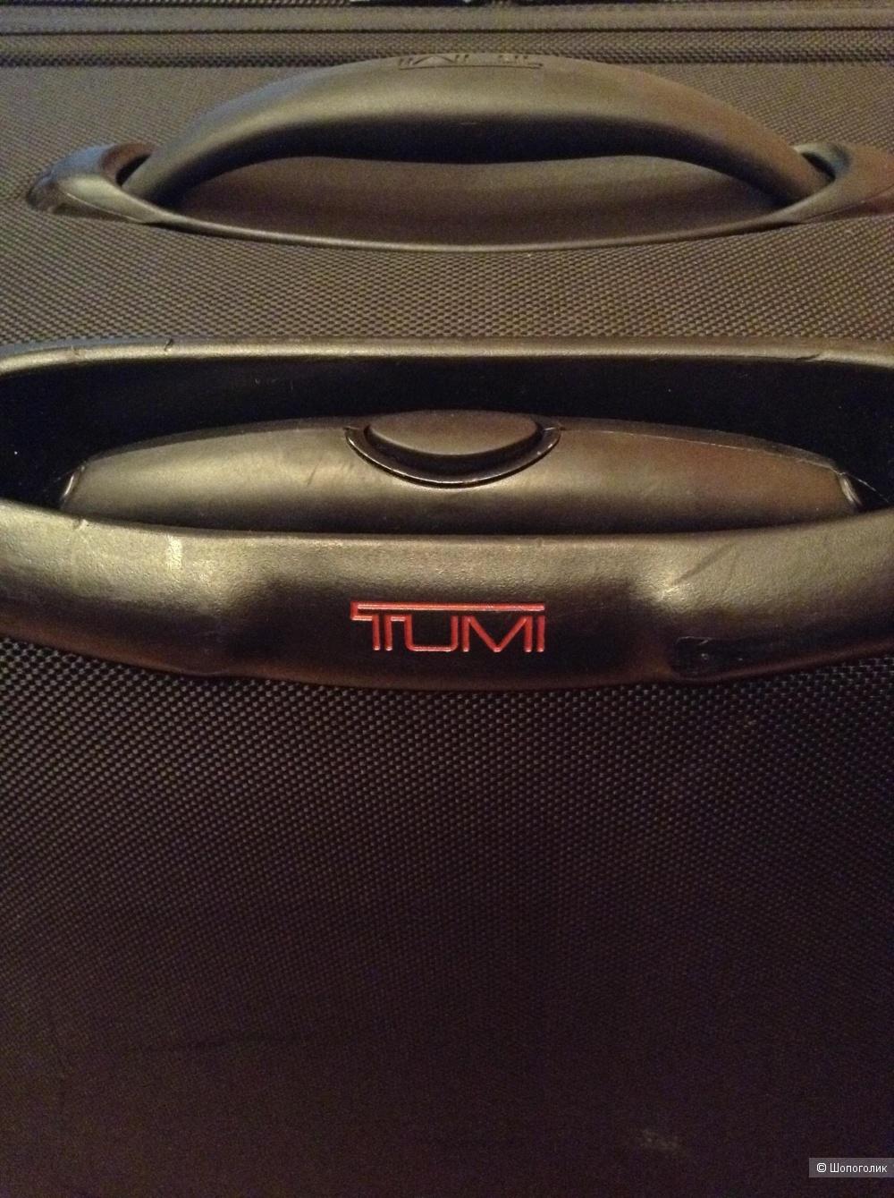 Чемодан Tumi, размер XL