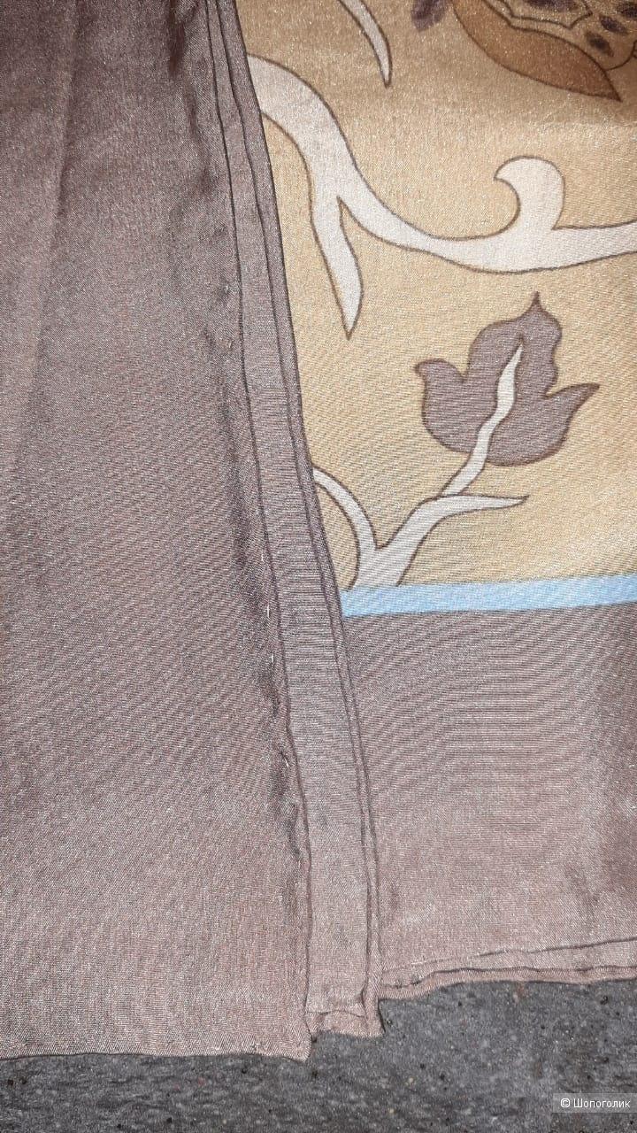 Шелковый платок  Giada, 87 см×87 см