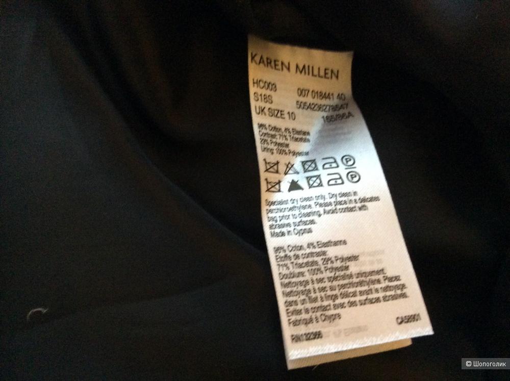 Рубашка с корсетом Karen Millen, XS, 42 российский размер