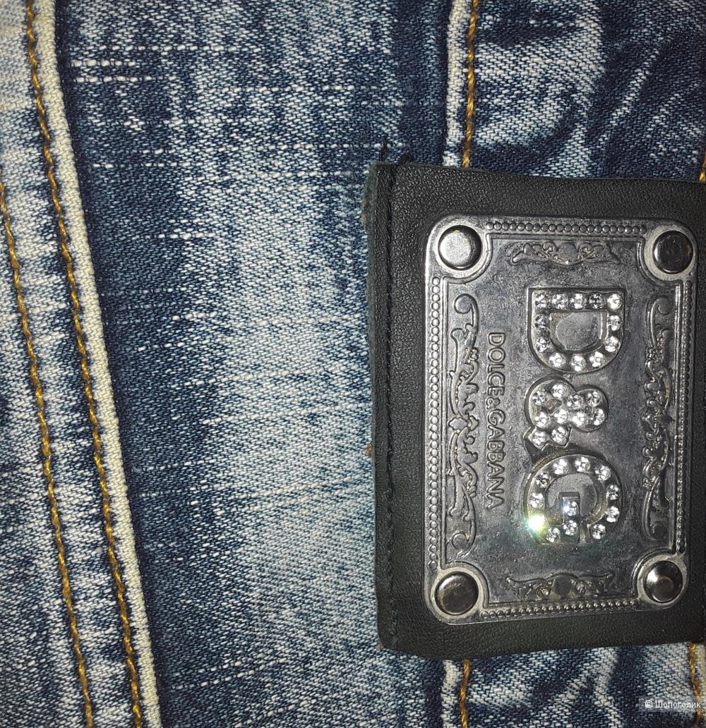 Джинсы D & G 27 размер