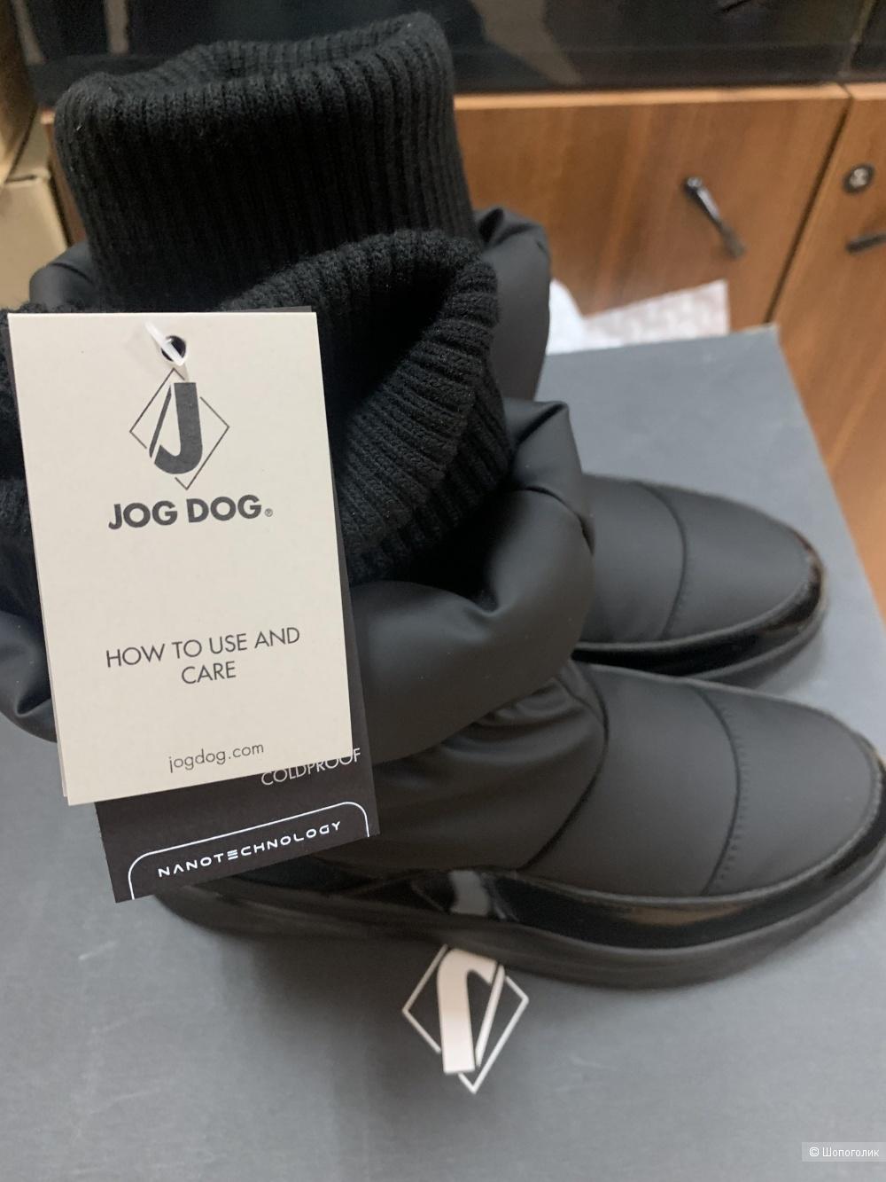 Ботинки женские Джог дог , размер 39 ( на 38)
