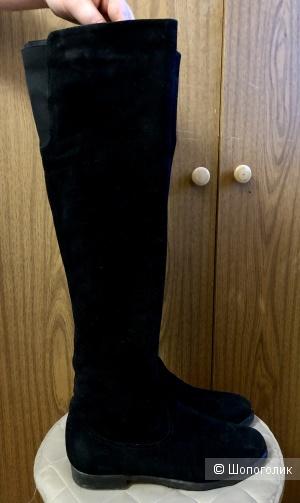 Зимние сапоги, размер 41-42