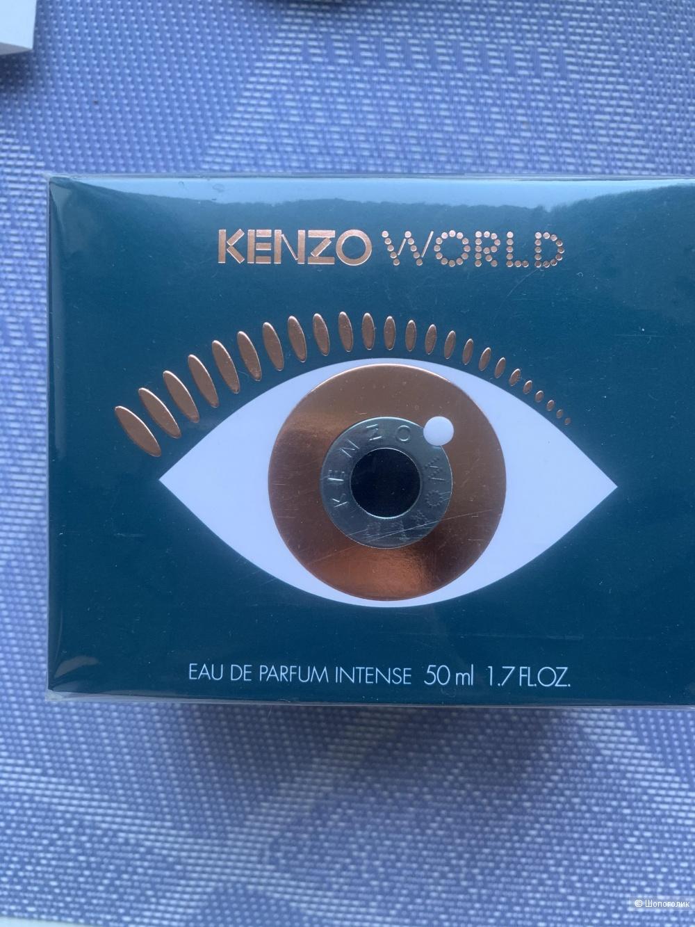 Парфюм Kenzo World edp intense 50ml