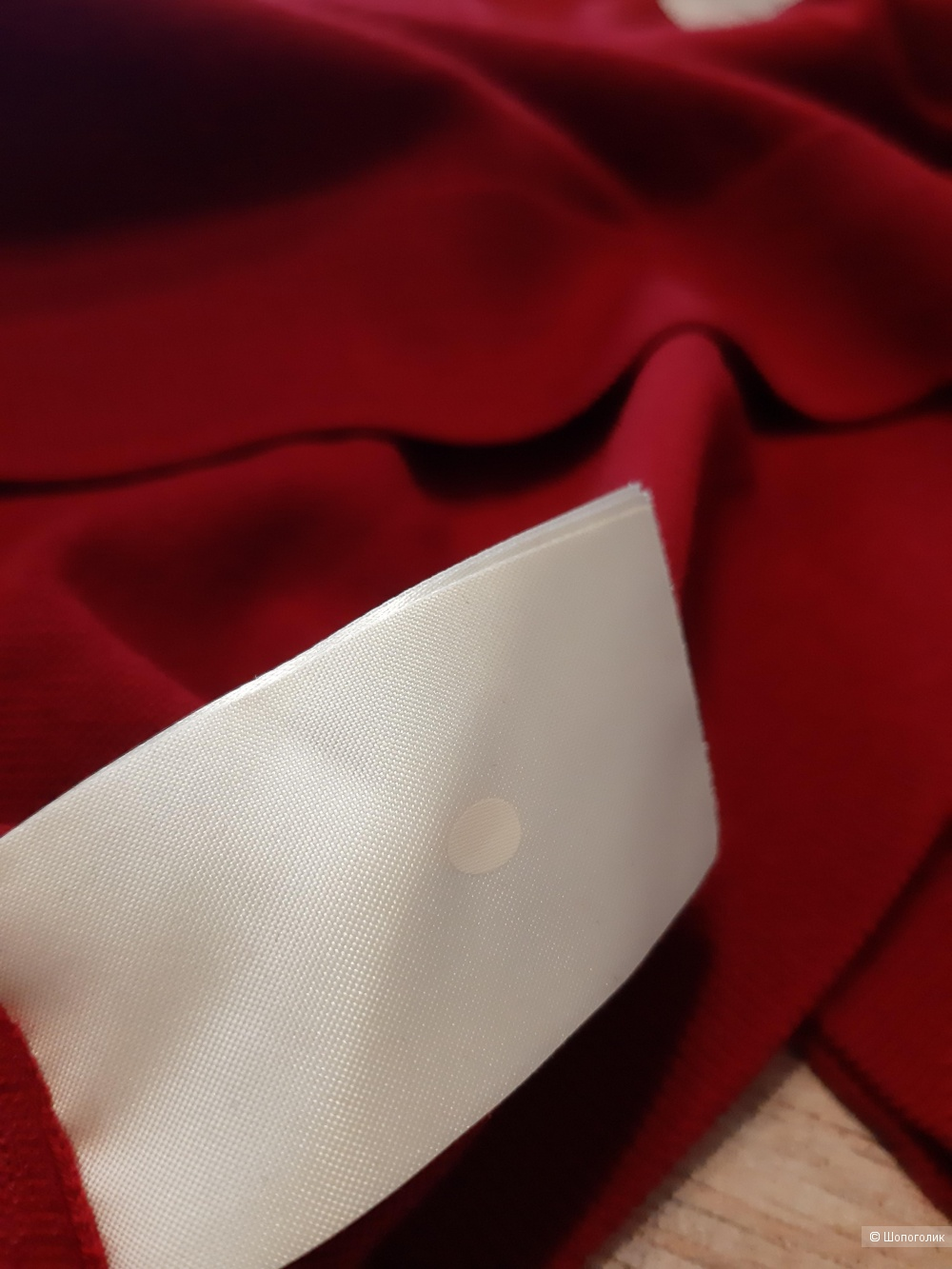Свитер  ARKET, бордо,размер М