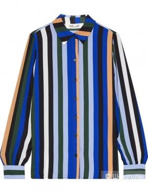 Блузка DIANE VON FURSTENBERG, размер XS