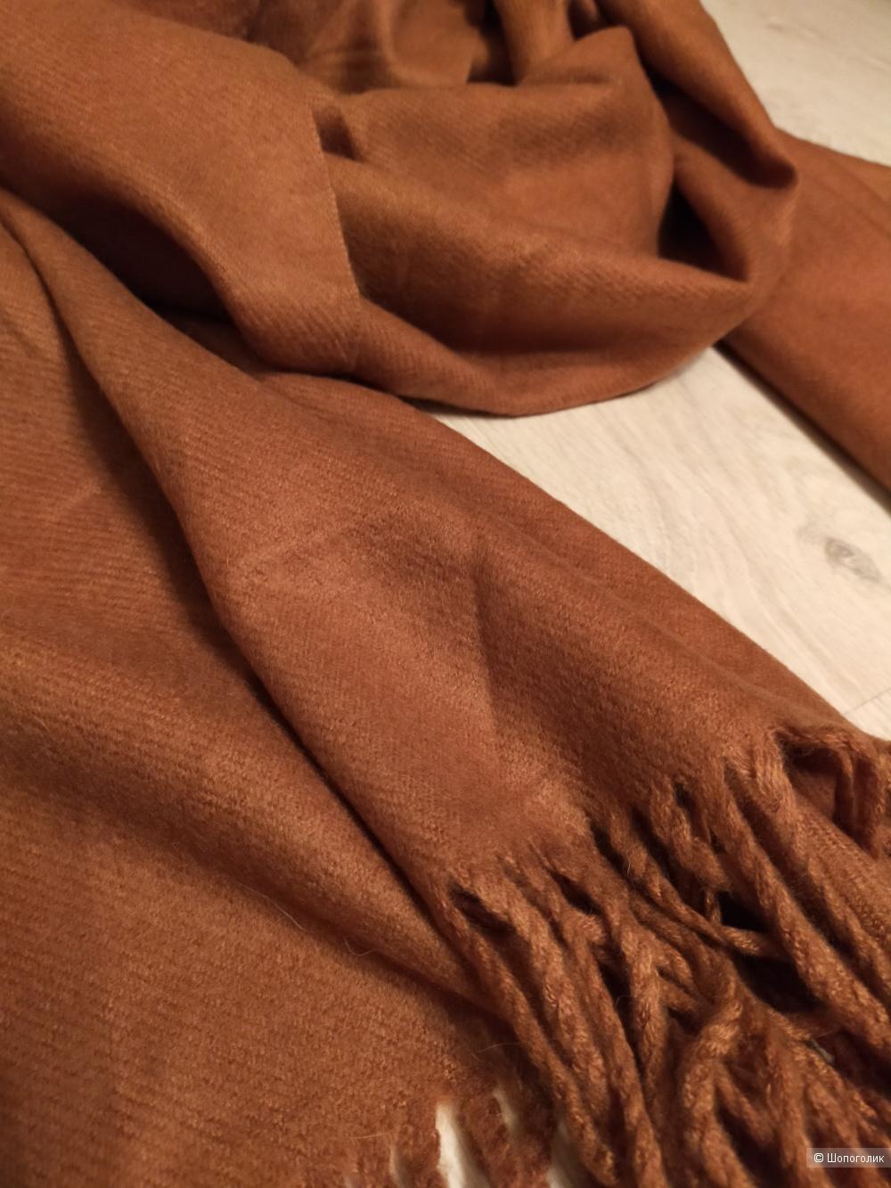 Шарф - палантин Cashmere Royal Rossi размер 190-71
