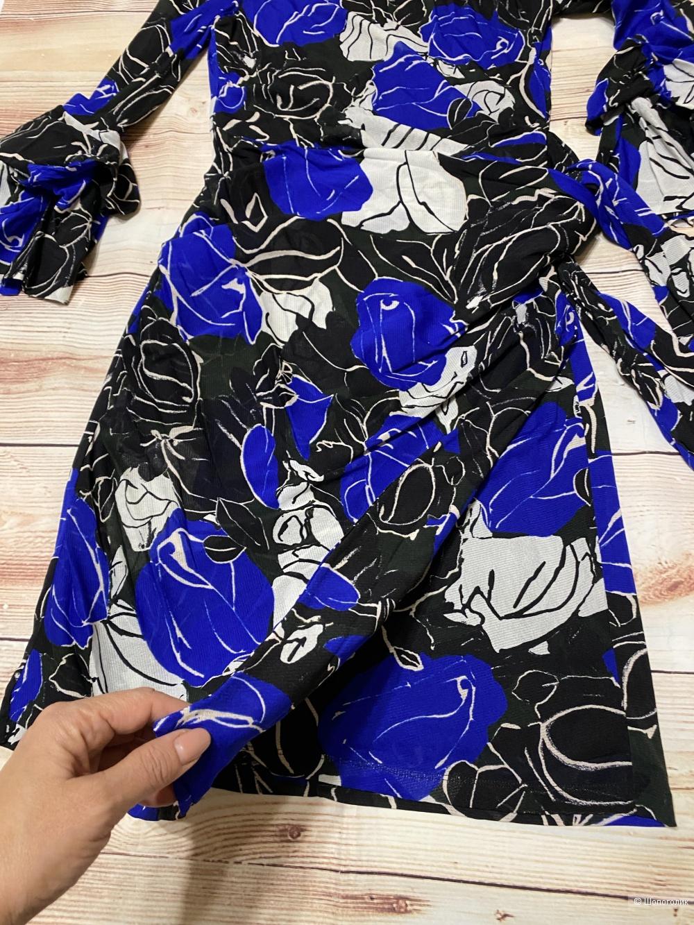 Платье DIANE VON FURSTENBERG, размер L, маломерит. На рос. 46