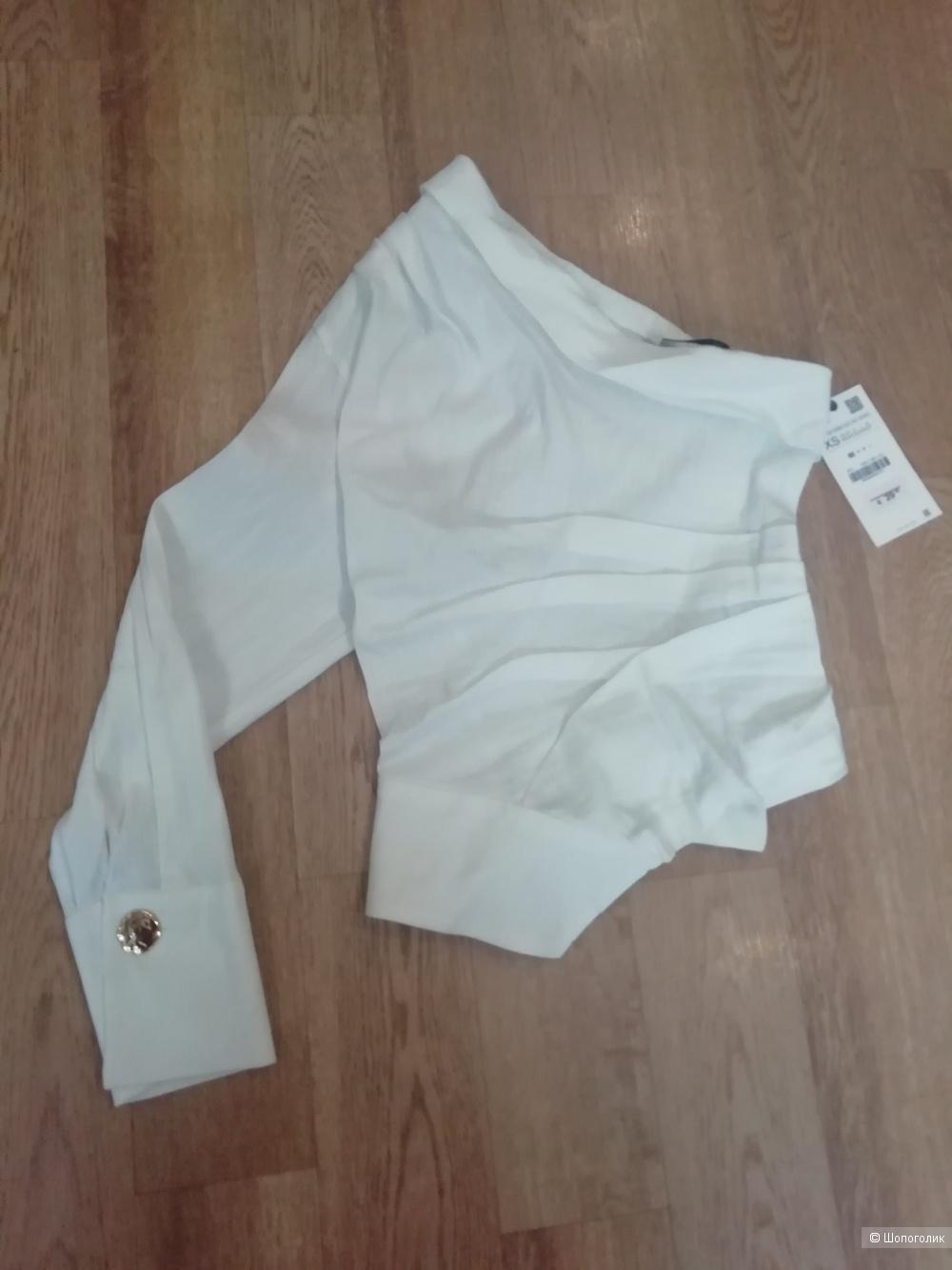 Блуза zara xs