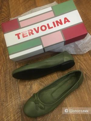 Балетки Tervolina 36-37 размер