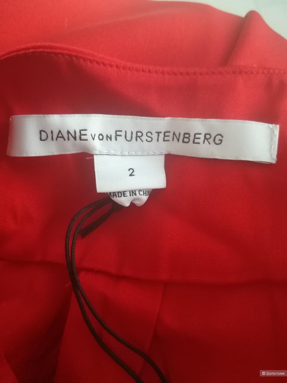 Платье шёлк Diane Von furstenberg,42it