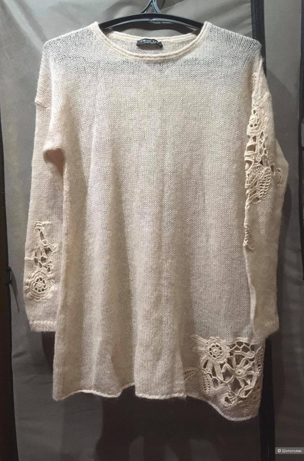 Туника платье Twin Set Simona Barbieri размер M/L