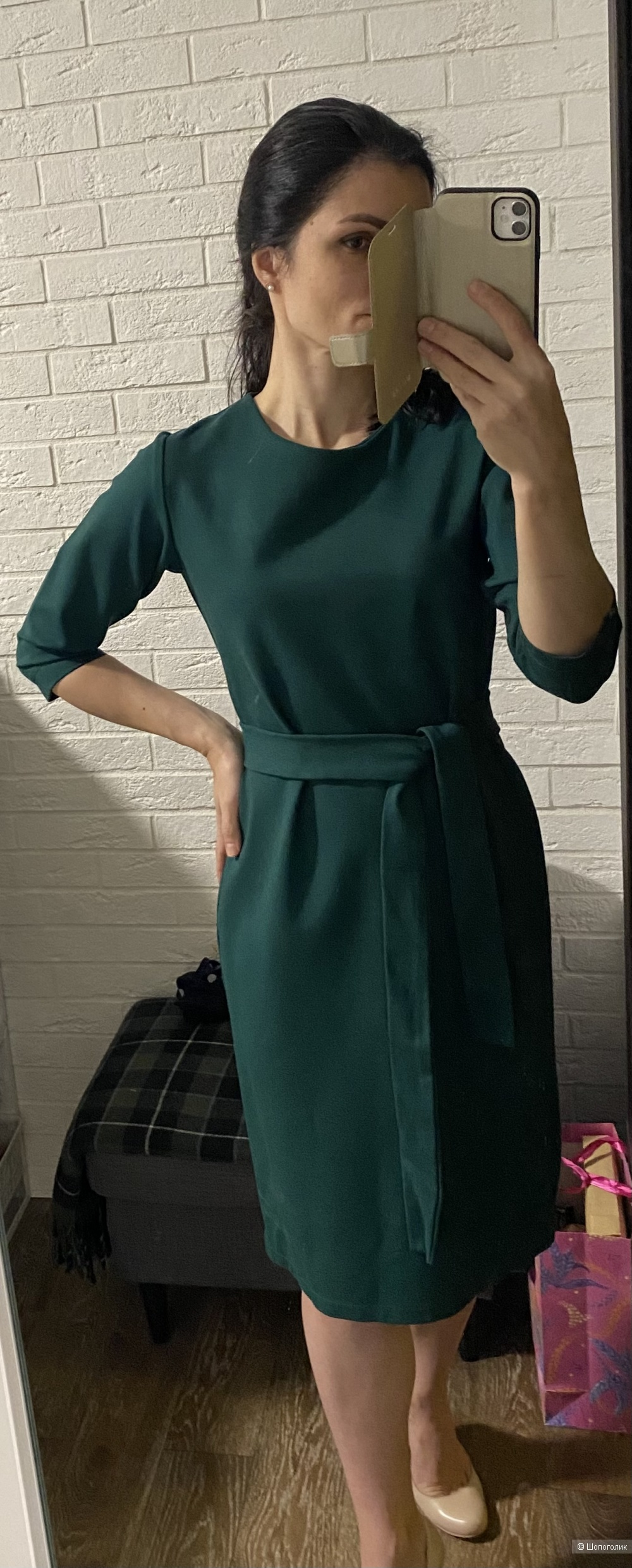 Платье 42 osobennaya