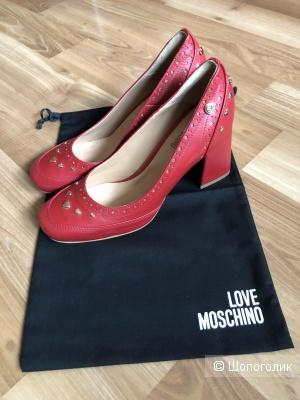 Туфли Love Moschino размер 39