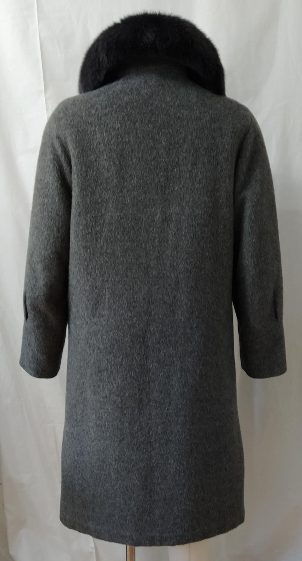 Пальто ангоровое, Berdheim, 48 -50 размер