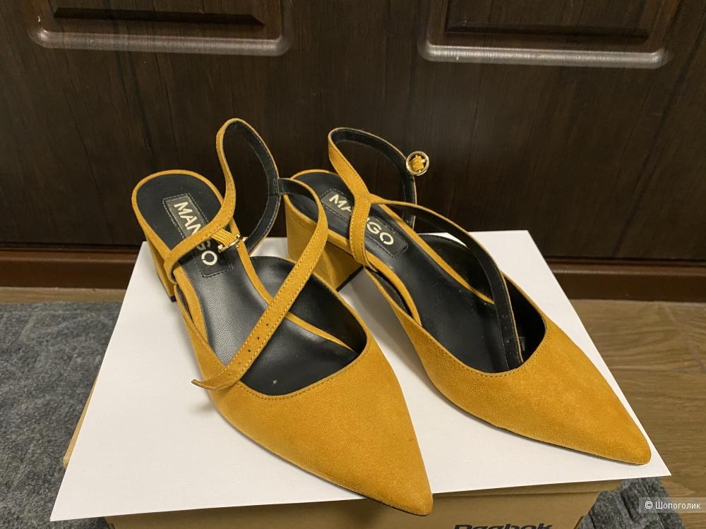 Туфли Mango 37