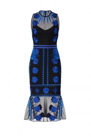Платье Nicole Miller S
