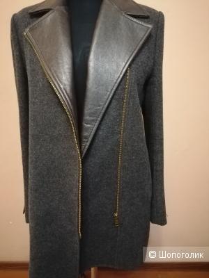 Пальто шерстяное Kai Аakman размер L