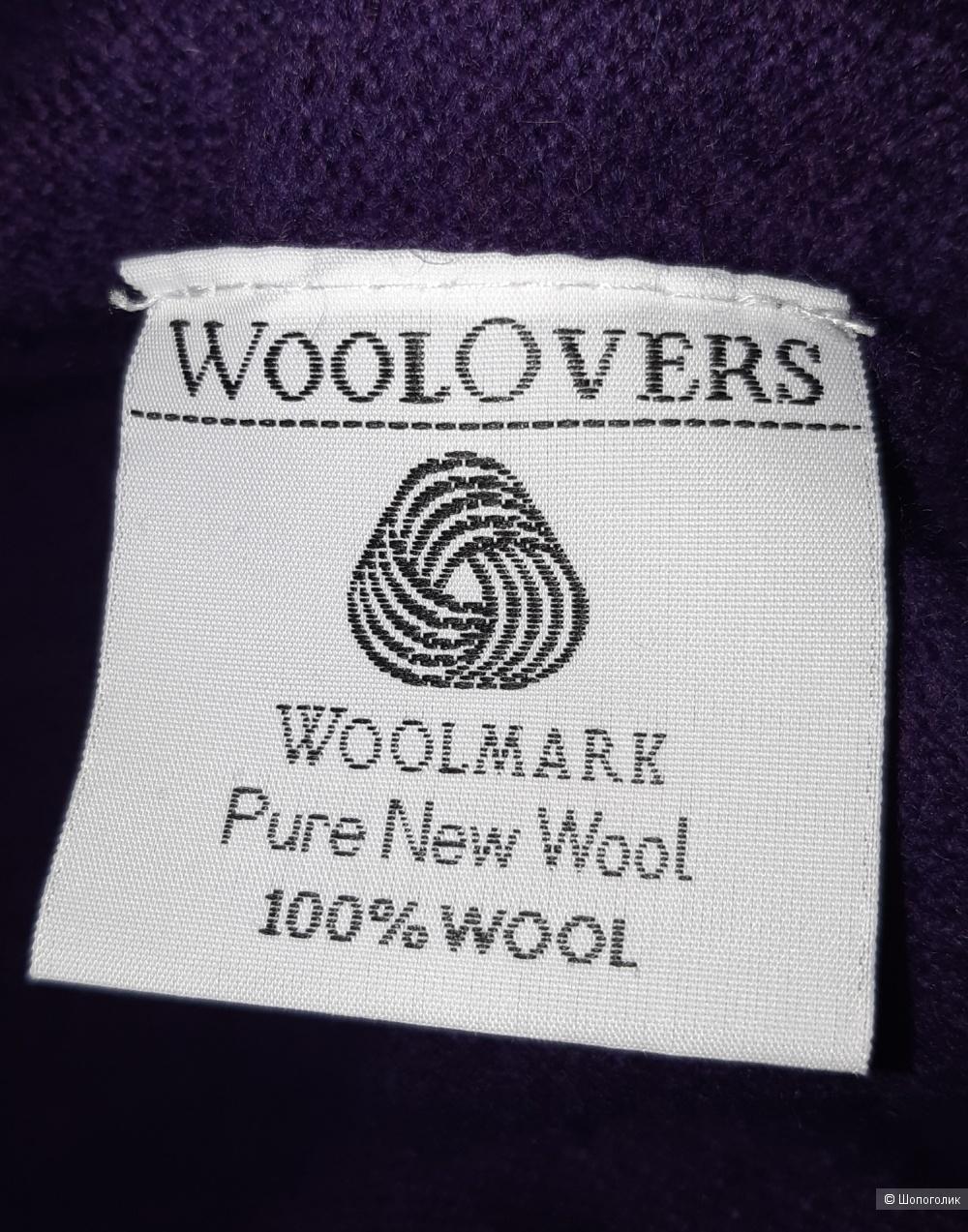 Свитер-водолазка woolovers, размер m