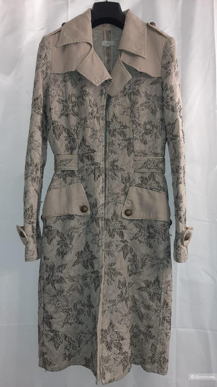 Легкое пальто- плащ Pinko, 42