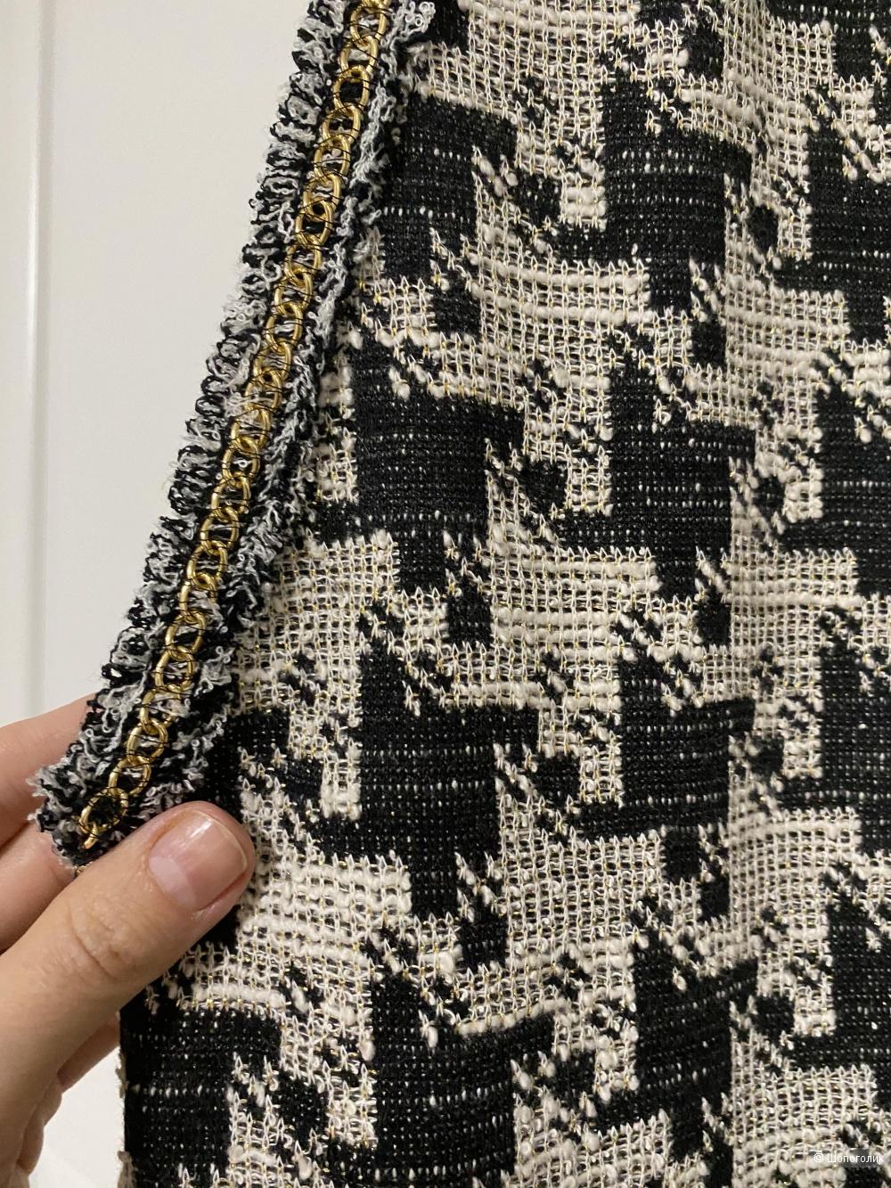 Платье сарафан Zara 42