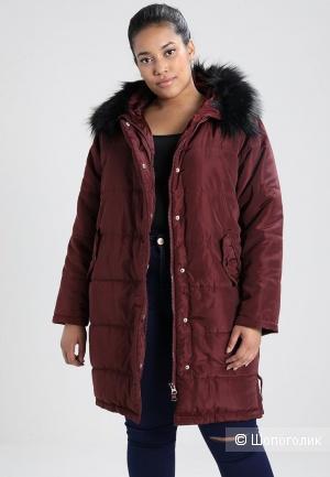 Lost Ink Plus Куртка утепленная 58 размер