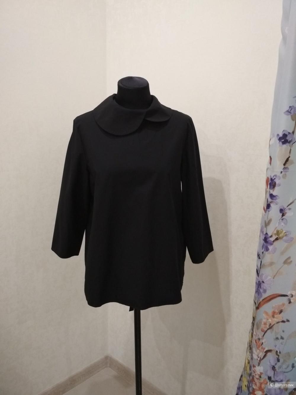Хлопковая блуза Cos , 44-46.