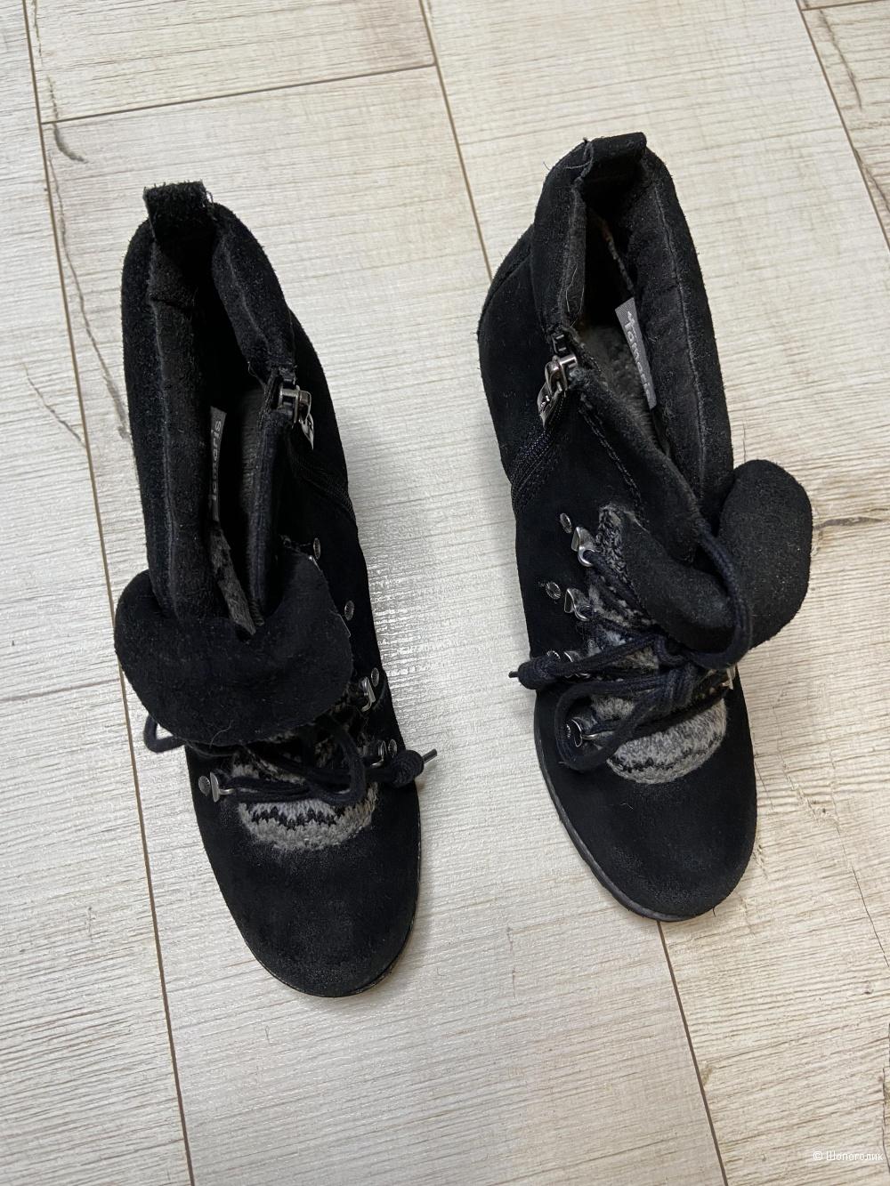 Ботинки Tamaris, размер 37 - 38
