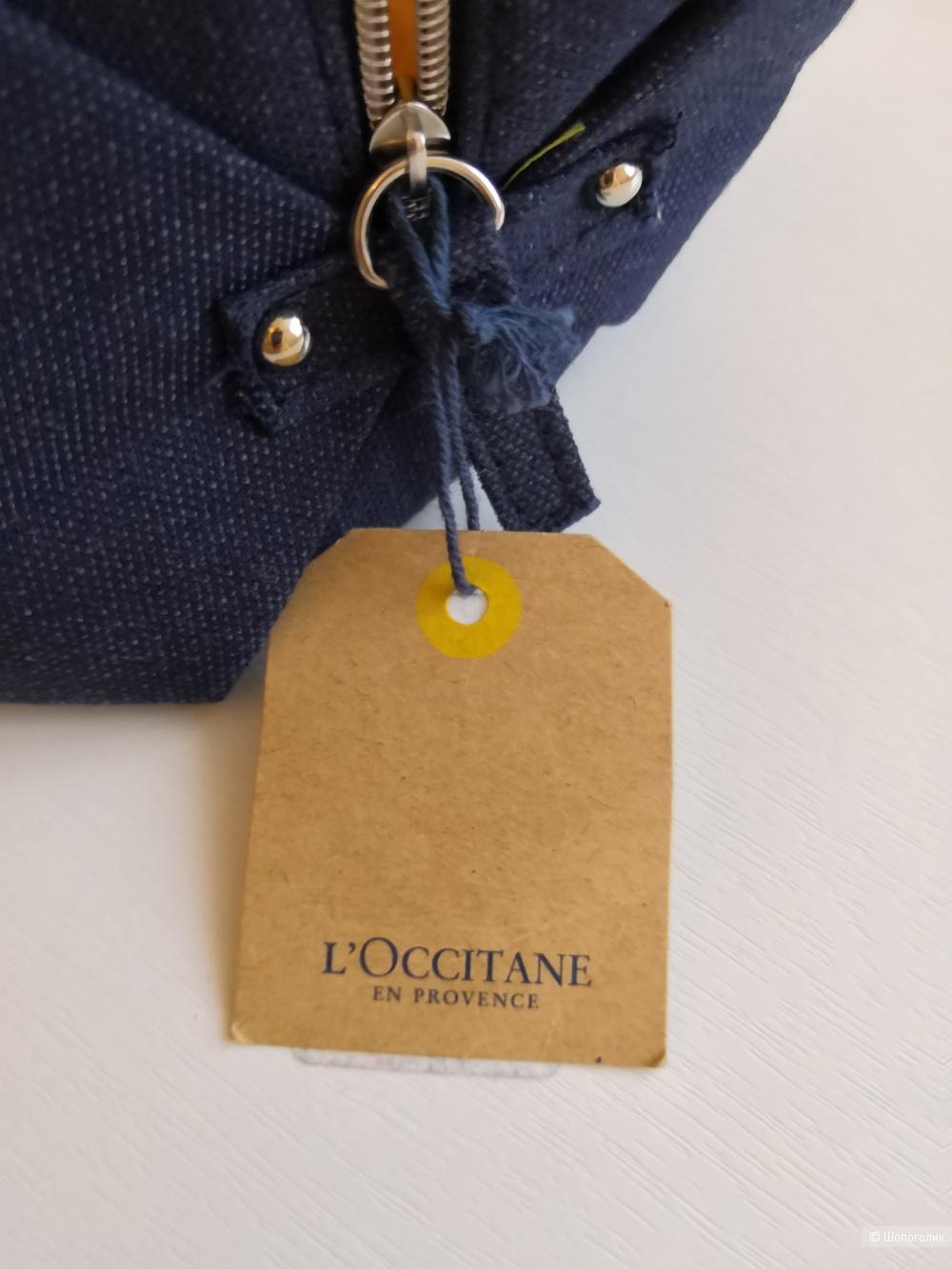 Косметичка с миниатюрами L'Occitane