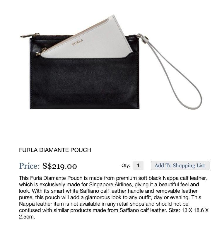 Сумочка-клатч женская, - Furla Diamante, small.