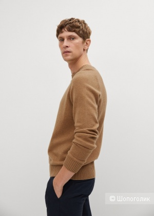 Шерстяной свитер boss orange, размер 50/52