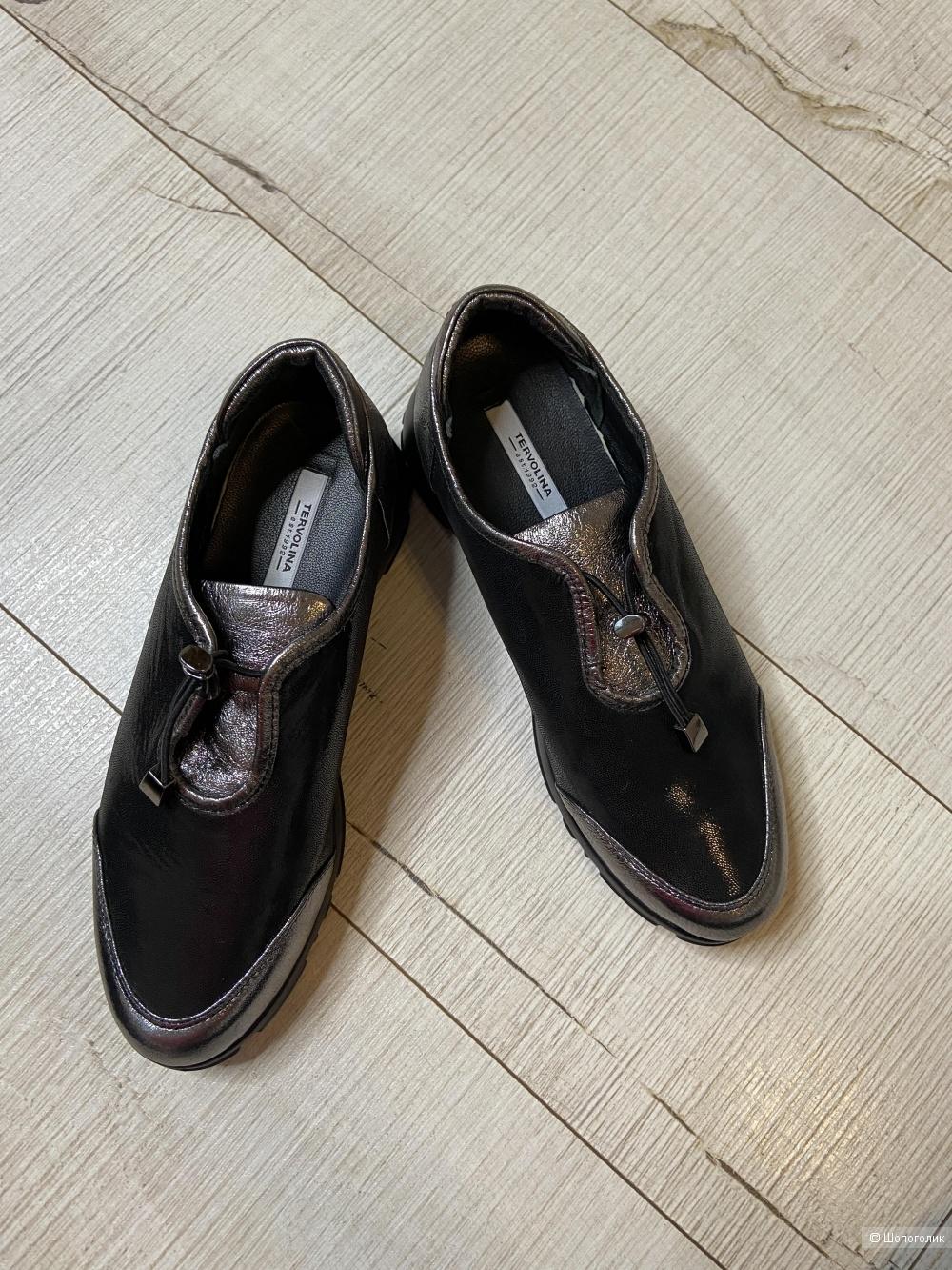 Туфли - кроссовки Tervolina, размер 37